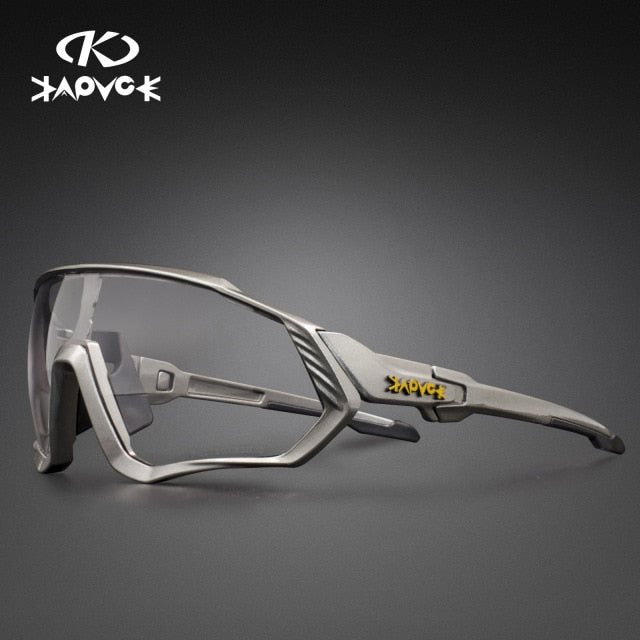 Photochromic Cycling Sunglasses Men Women Sport Road Mtb Mountain Bike Bicycle Glasses Cycling Glasses Eyewear Protection Goggle