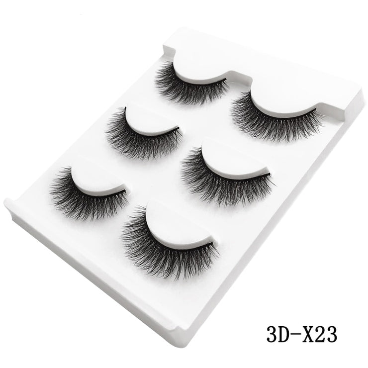 Soft Mink Eyelashes - Hella Gorgeous Co.