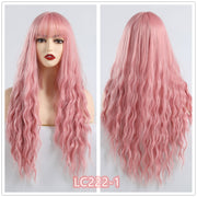Cosplay Heat Resistant Natural Hair Wig - Hella Gorgeous Co.
