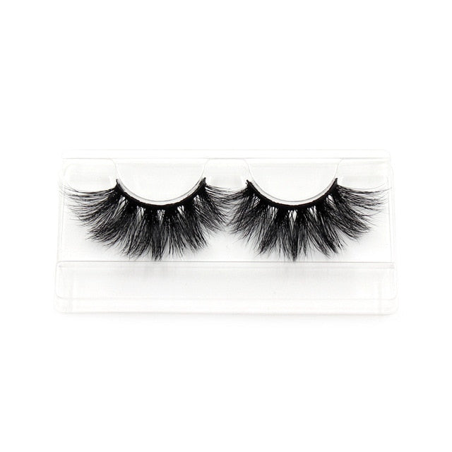25mm 5D Mink Eyelashes - Hella Gorgeous Co.