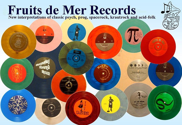 Fruits De Mer Records Top Ten