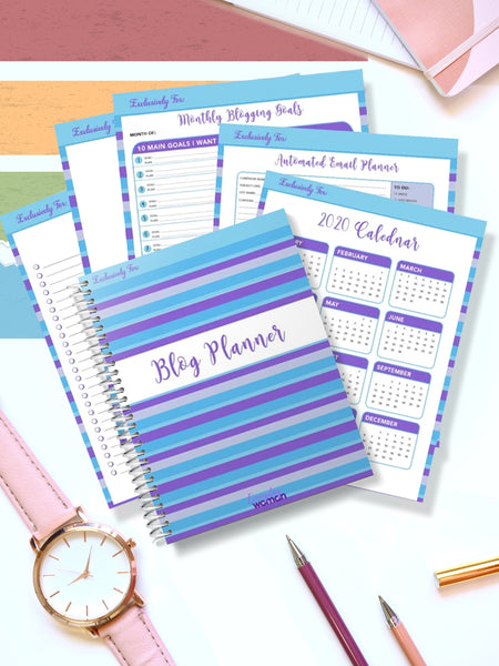 Blogging Binder (Whole Package)