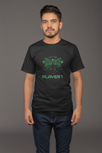 Load image into Gallery viewer, player 1 tshirt