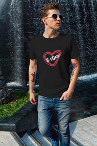 unisex be mine tshirt
