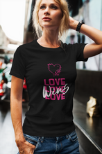 Load image into Gallery viewer, love wins t-shirt