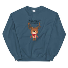 Load image into Gallery viewer, Lovely christmas sweatshirt