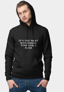 Unisex Hoodie It's the most wonderful time for a beer