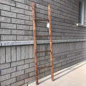 Blanket ladder- 2x2 with rounded rungs