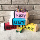 Crayon Pencils - Customized
