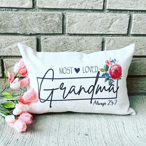 Beautiful gift for Grandma.