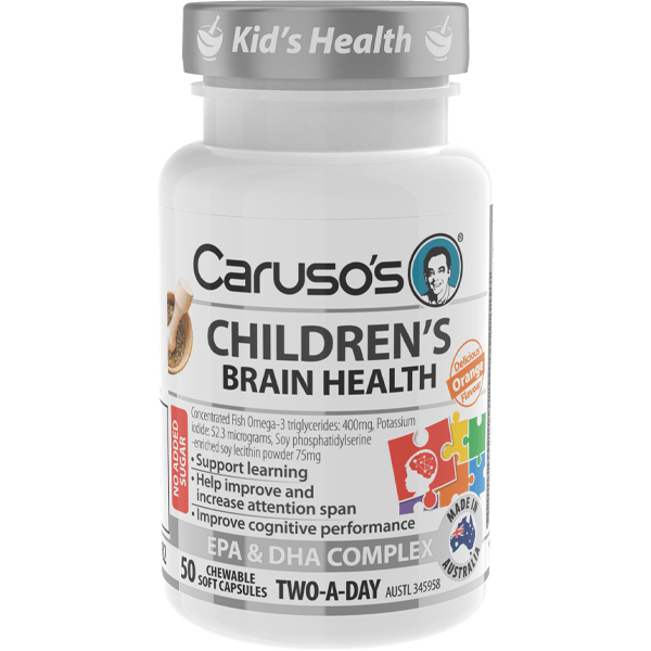 Caruso's Children's Brain Health