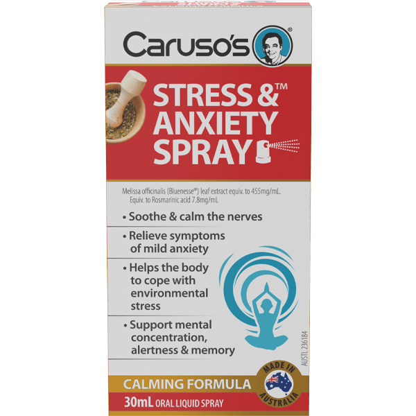 Caruso's Stress & Anxiety Spray™