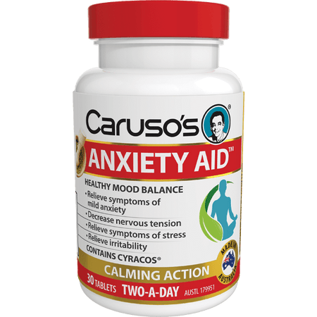 Caruso's Anxiety Aid™
