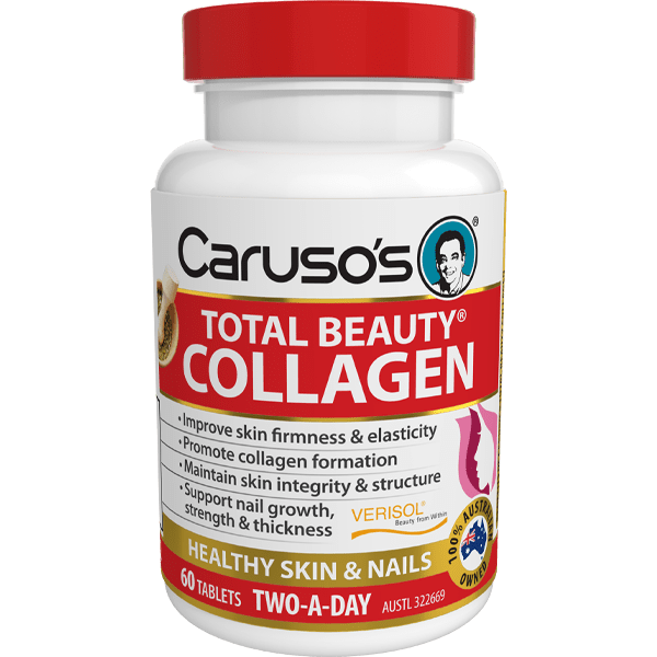 Caruso's Total Beauty Collagen