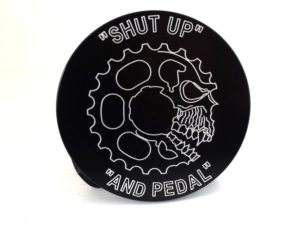 Shut up and pedal