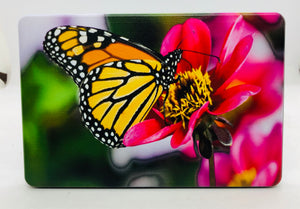 Monarch Butterfly full color UV