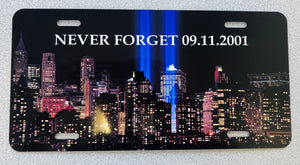 Never Forget 9-11 with Skyline