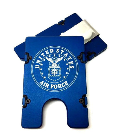 Air Force Badge EDC Wallet