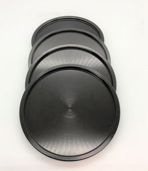 Black Billet Coasters