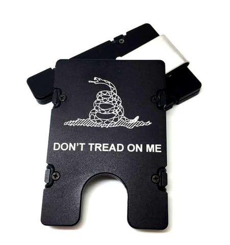 Dont Tread On Me BilletVault EDC Wallet