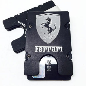 Ferrari BilletVault EDC Wallet