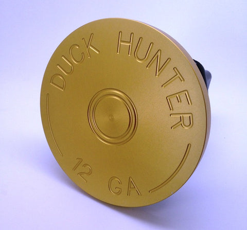Duck Hunter Shotgun Shell Hitch Cover