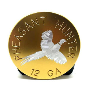 Pheasant Hunter Shotgun Shell with Pheasant