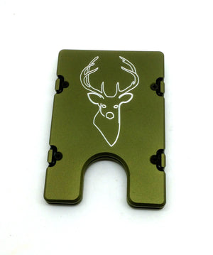 Deer Hunter BilletVault EDC Wallet