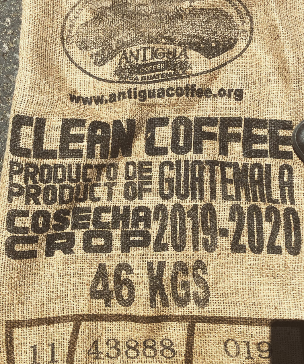 Clean Coffee Product of Guatemala Cosecha Crop 2019-2020