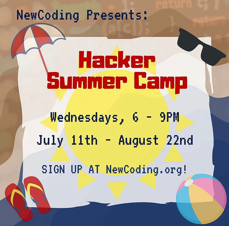Hacker Summer Camp Flyer
