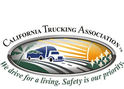 California Trucker Association Logo