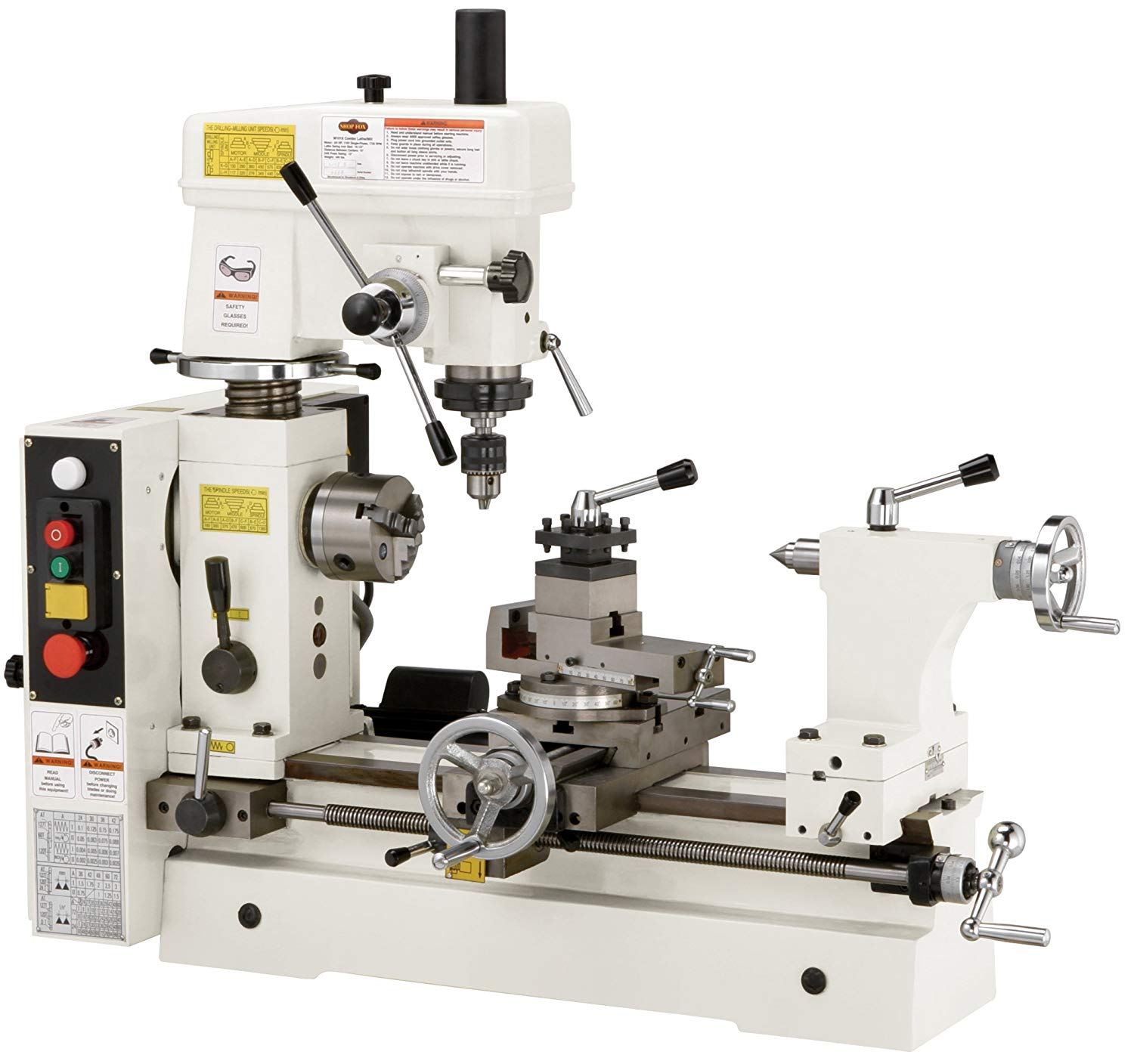 Mill and Lathe Combo Image