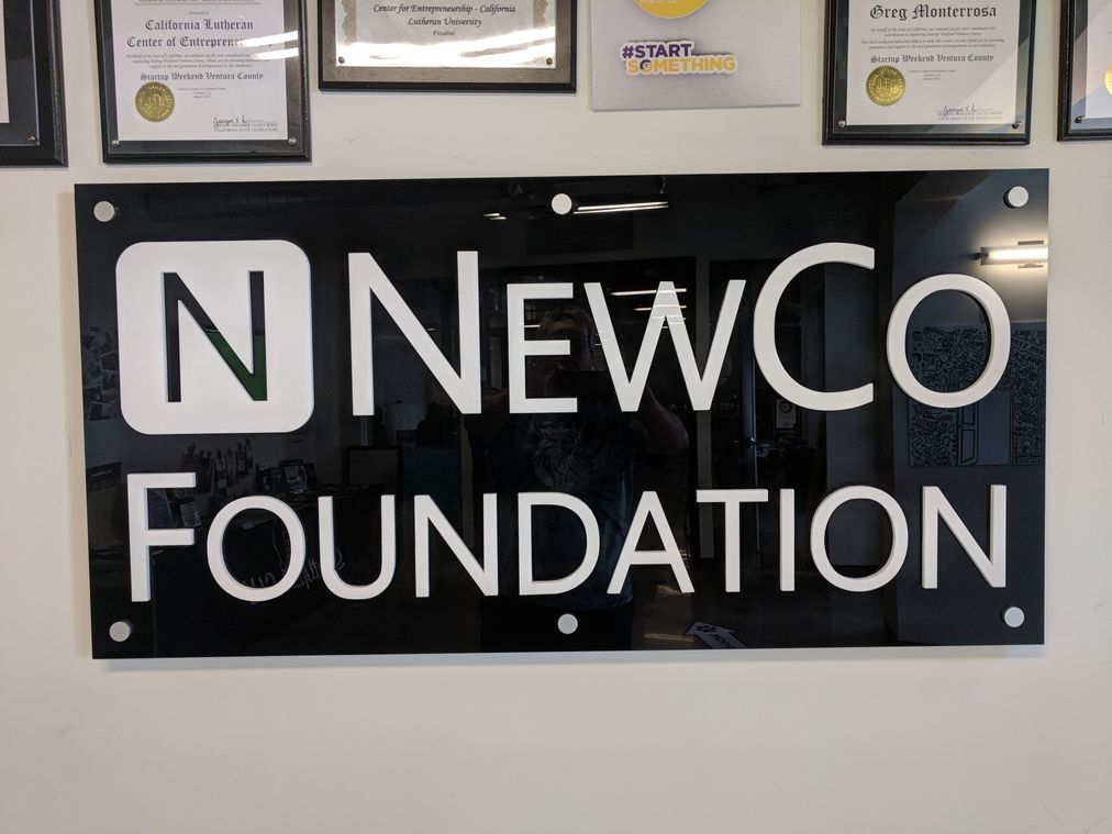Newco Custom Sign