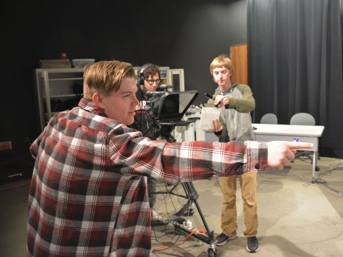 RCMakes directors directing on the set