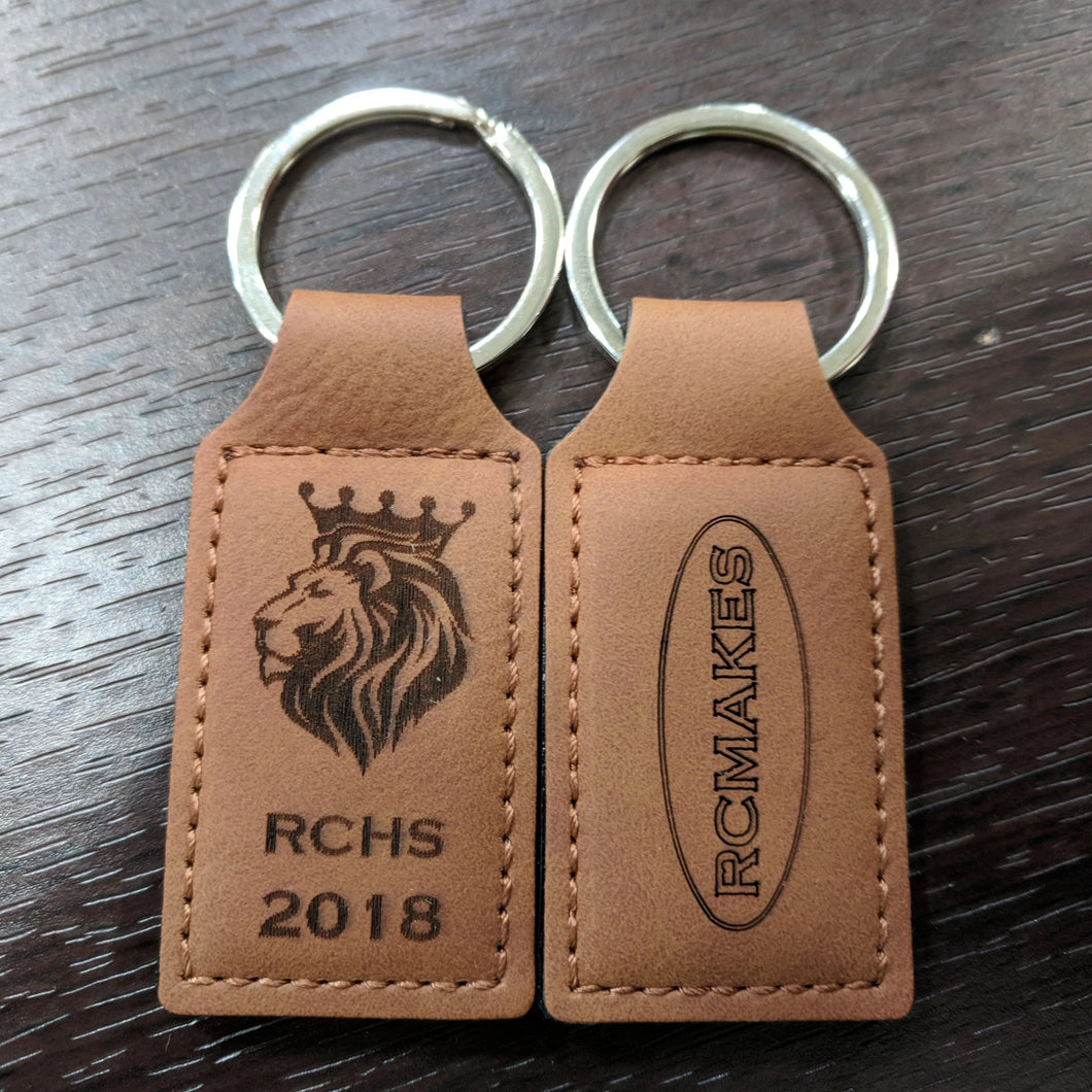 Custom Key Chain