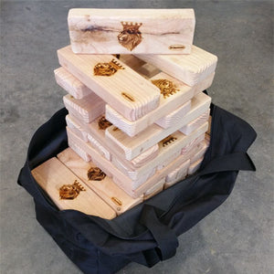 Custom Giant Jenga