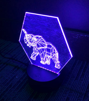 Acrylic Light Decoration