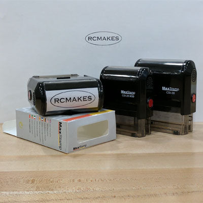 Custom Self-Inking Stamp