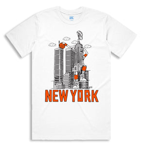 BEST NY T-SHIRT EVER BY DOC
