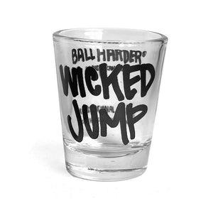 WICKED JUMP SHOT GLASS