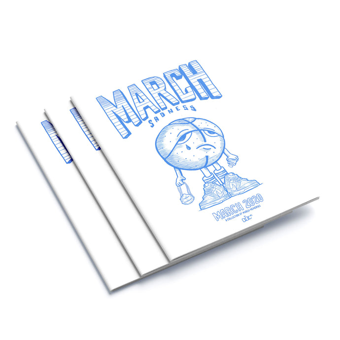 March Sadness 2020 Zine
