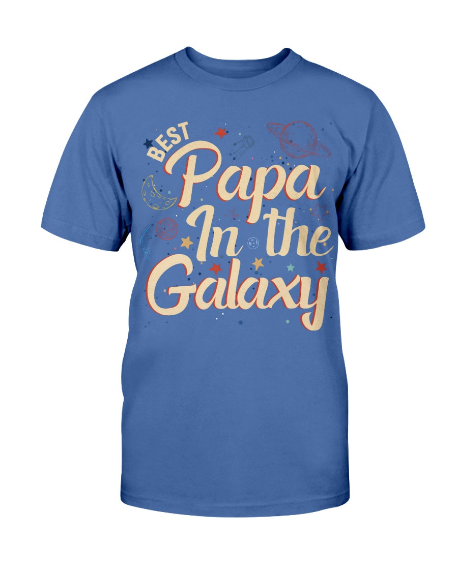 Happy father's day -  Papa In The Galaxy