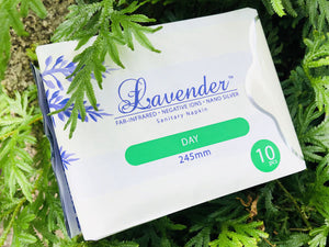 Lavender Day (245mm) 10 pack