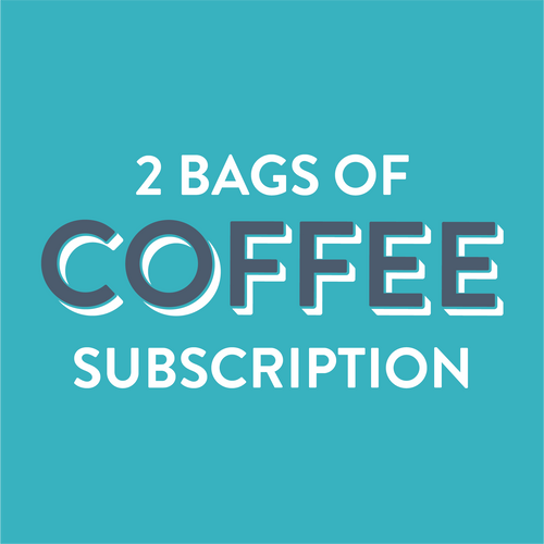 Coffee Subscription 2 Bags - Grain and Grind