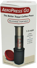 Load image into Gallery viewer, Aeropress GO! Coffee Bundle - Grain and Grind