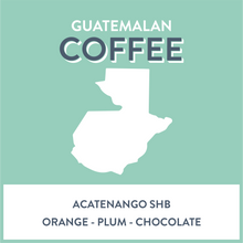 Load image into Gallery viewer, Guatemala Acatenango SHB - Grain and Grind