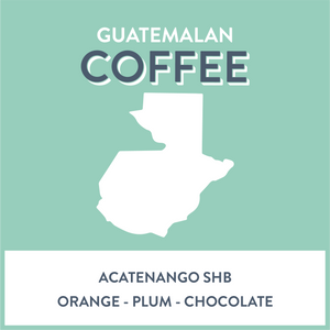 Guatemala Acatenango SHB - Grain and Grind