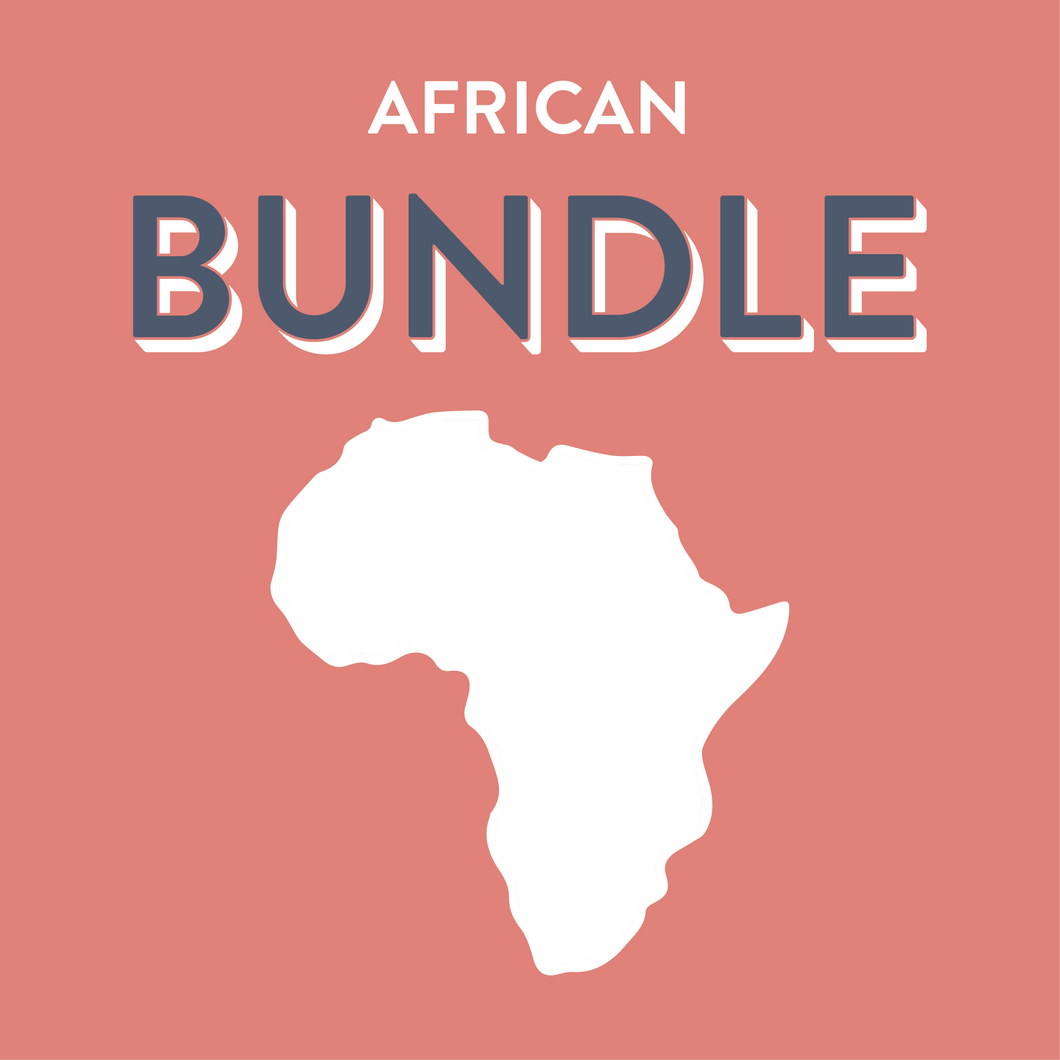 African Bundle - Grain and Grind