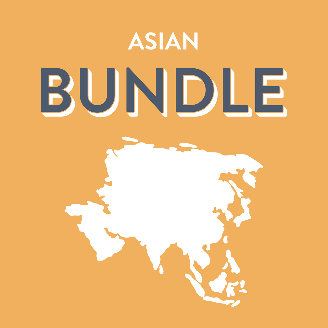 Asian Bundle - Grain and Grind