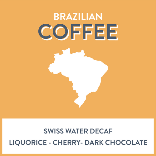 Swiss Water Decaf - Grain and Grind